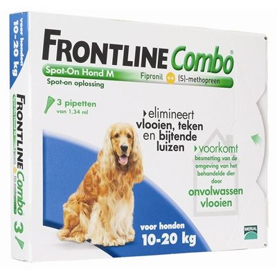 Frontline Combo Hond M