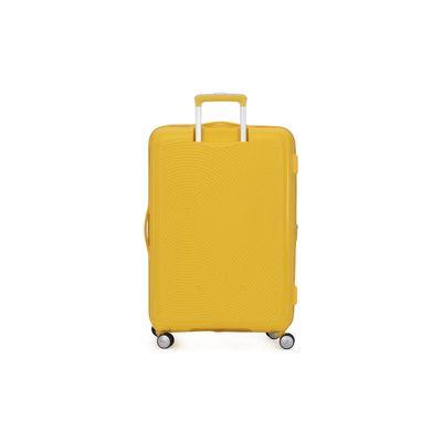 American Tourister Soundbox Spinner Exp Golden Yellow 77