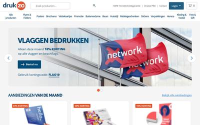 Drukzo website