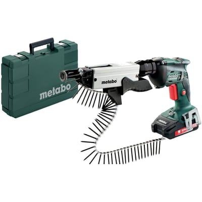 Metabo Schroefmachine 4000 18V SE 18 LTX in