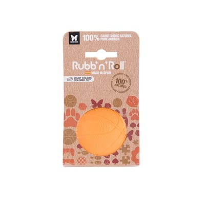 Rubb'n'roll bal oranje
