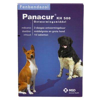 Panacur hond