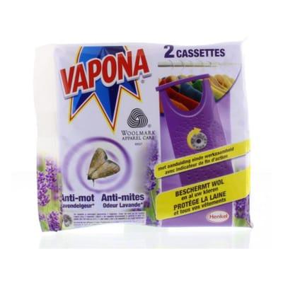 Vapona Anti Motten Cassette Lavendel