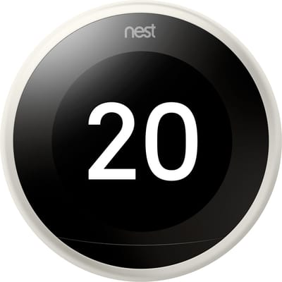 Nest Learning Thermostat Wit
