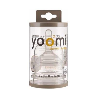 Yoomi anti darmkramp speen fase 2