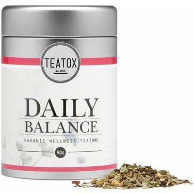 Vegan Thee Daily Balance Tea Lemongrass