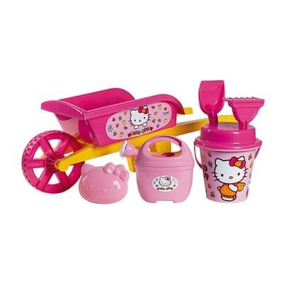 Hello Kitty Kruiwagenset