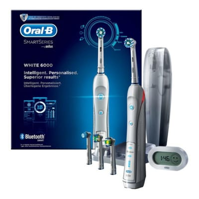 SmartSeries 6000 Elektrische Tandenborstel
