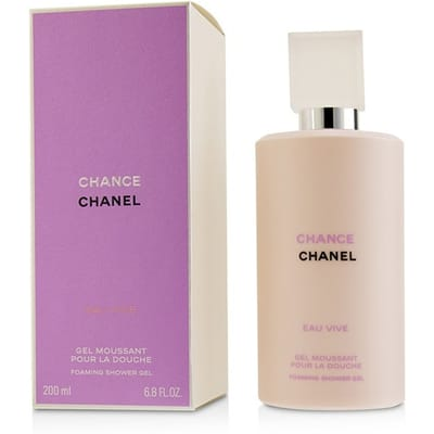 Chanel Chance Eau Vive shower gel