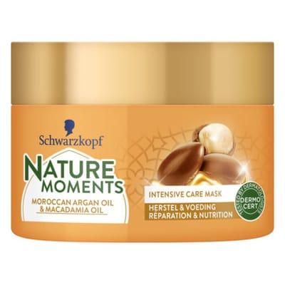 Schwarzkopf Nature Moments Oil en Macadamia