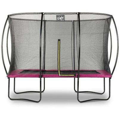 EXIT Silhouette trampoline 214x305cm roze