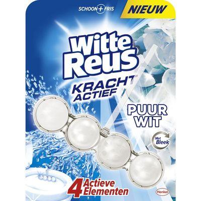 Witte Reus Kracht Actief - Puur Wit