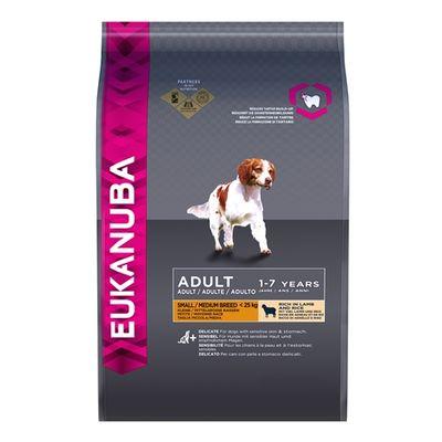 Eukanuba Dog Adult Small Medium Breed 12 kg