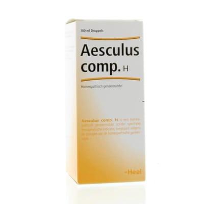 Aesculus compositum H