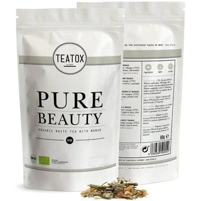 Teatox Pure Beauty Bio White Tea Camomile 60g REFILL