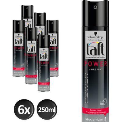 Taft Hairspray Power
