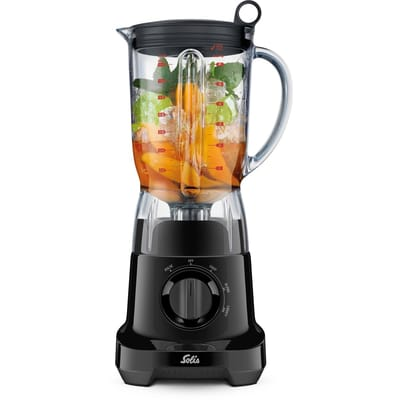 SOLIS Mix Go Blender Zwart