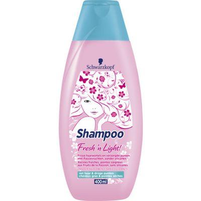 Schwarzkopf Shampoo Fresh N Light