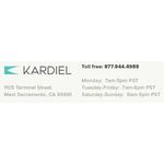 Kardiel.com logo