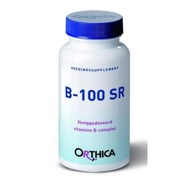 Vit B 100 Sr Orthica