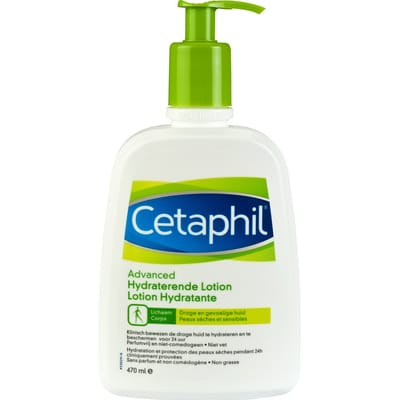 Advanced hydraterende lotion
