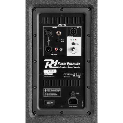 Power Dynamics PD812A