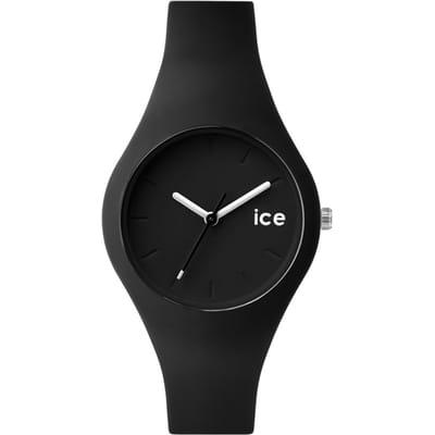 ICE Horloge mm zwart
