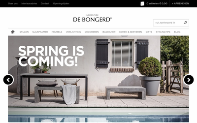 de Bongerd website