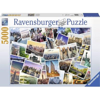 Ravensburger puzzel New 5000