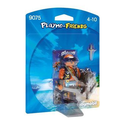 Piraat Met Schild Playmobil 9075