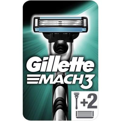 Gillette 2 Scheermesjes Mach 3 Scheermes