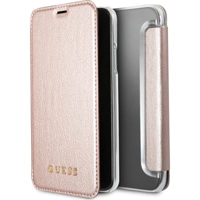 Guess case Apple iPhone X Book