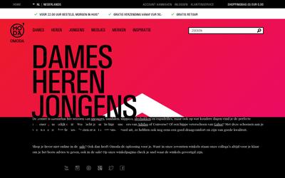 Omoda website