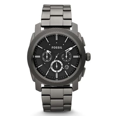 Fossil FS4662 Horloge Staal Grijs 5
