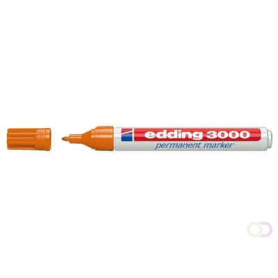 Edding mm oranje 3000 rond