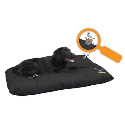 Bodyguard elegant hondenkussen zwart
