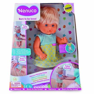 Nenuco pop eerste stapjes