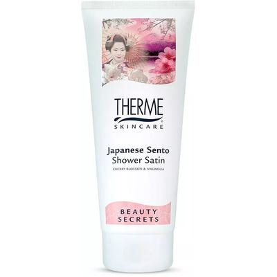 Therme Shower Satin - Japanese Sento 200 ml