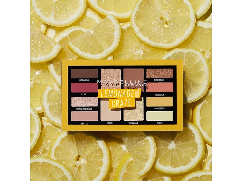 Maybelline Lemon Craze Lemonade Oogschaduw