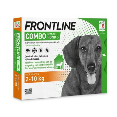 Frontline Combo H S On