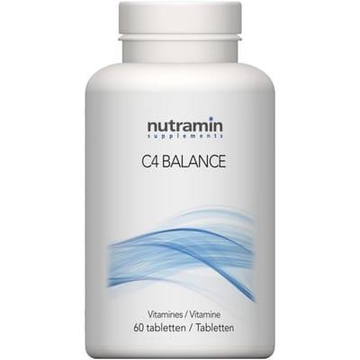 Nutramin C4 Balance Tabletten