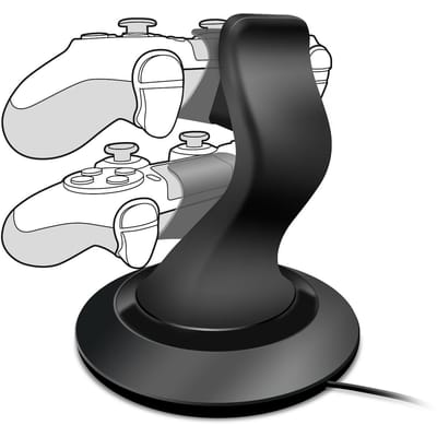 Speedlink Twindock Oplaadstation PS4