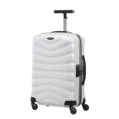 Samsonite FireLite Spinner 55 Diamond White