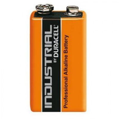 Duracell Industrial Alkaline batterij 9V