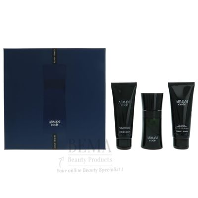 Armani Code Pour Homme Giftset 200 ml
