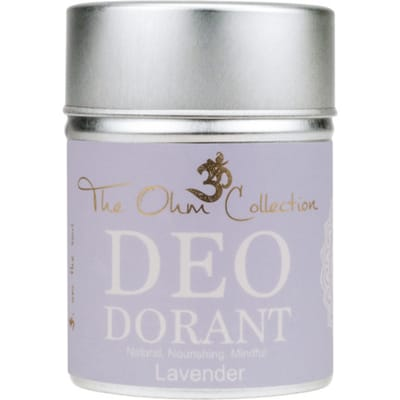 The Ohm Deo Poeder Lavendel