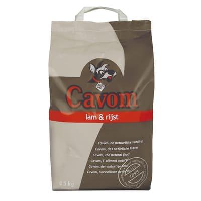 Cavom Compleet Lam - Rijst 5 kg