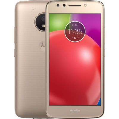 Motorola Moto E4 Goud