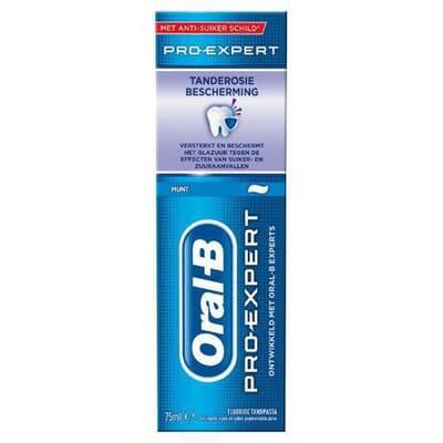 Tanderosie Oral B