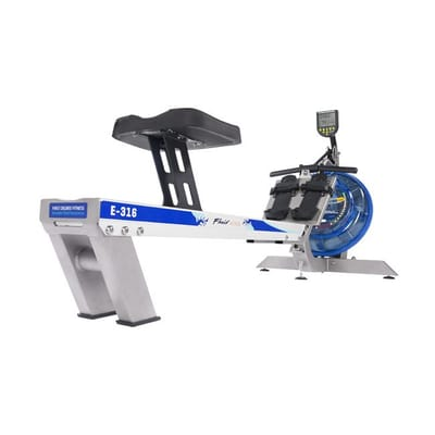 First Degree Fitness Fluid Rower E316 - Gratis montage